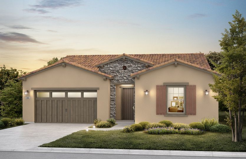 Exterior featured in the Maggio By Del Webb in Riverside-San Bernardino, CA