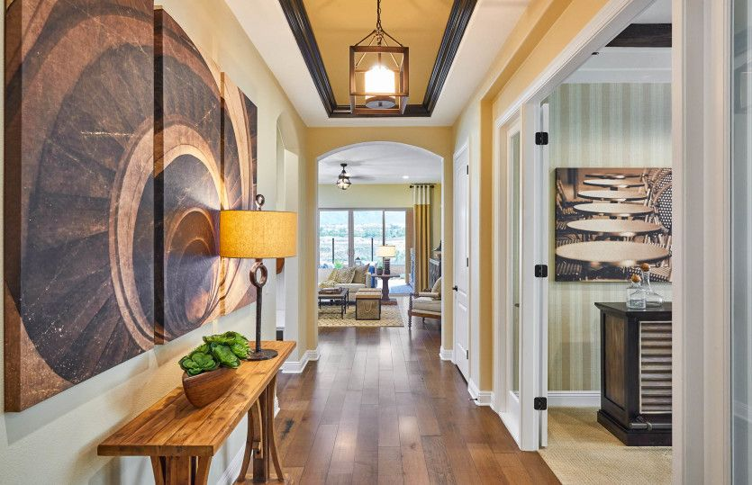 Living Area featured in the Maggio By Del Webb in Riverside-San Bernardino, CA