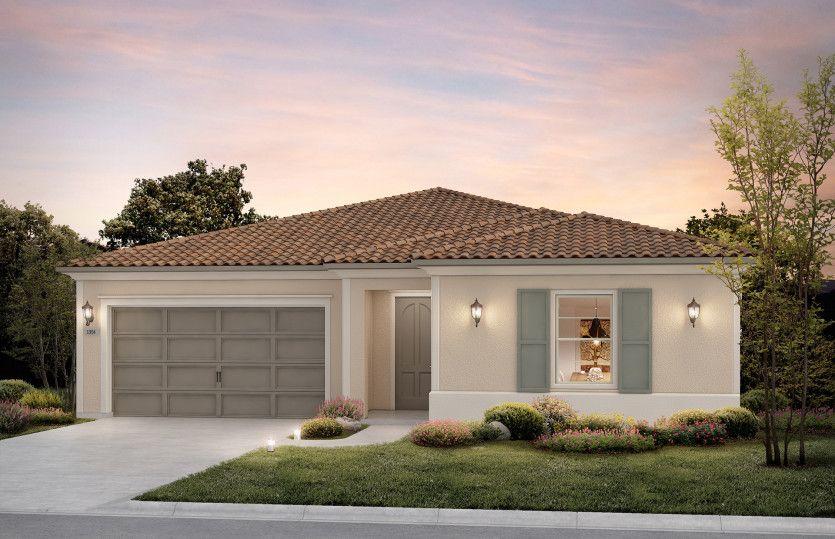Exterior featured in the Stella By Del Webb in Riverside-San Bernardino, CA