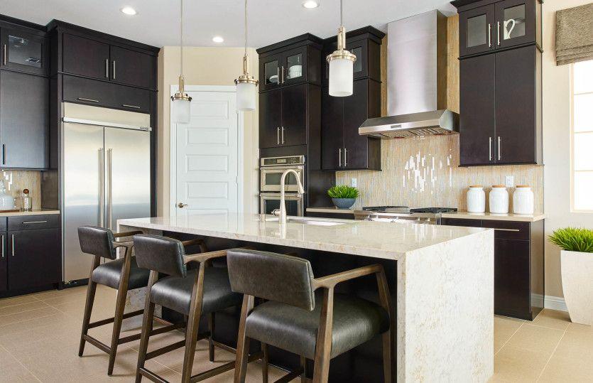 Kitchen featured in the Stella By Del Webb in Riverside-San Bernardino, CA