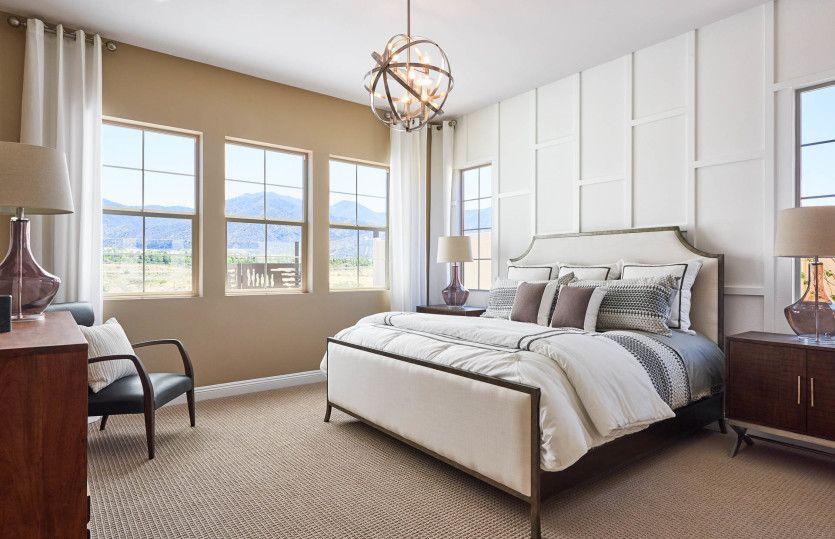 Bedroom featured in the Stella By Del Webb in Riverside-San Bernardino, CA