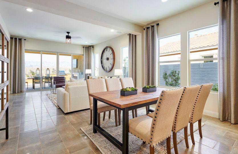 Living Area featured in the Solitude By Del Webb in Riverside-San Bernardino, CA