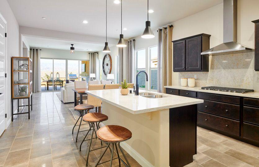 Kitchen featured in the Solitude By Del Webb in Riverside-San Bernardino, CA