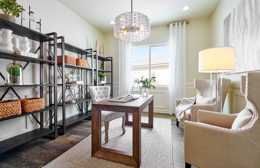 Living Area featured in the Preserve By Del Webb in Riverside-San Bernardino, CA