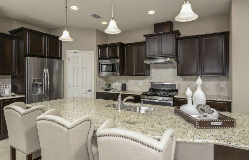 Kitchen-in-Summerwood-at-Del Webb Orlando-in-Davenport