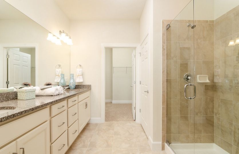 Bathroom featured in the Spoonbill By Del Webb in Naples, FL