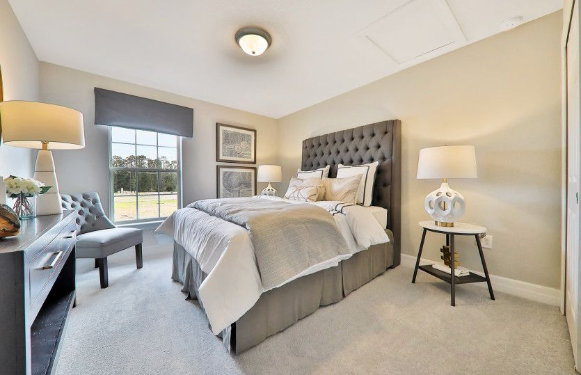 Bedroom featured in the Spoonbill By Del Webb in Naples, FL
