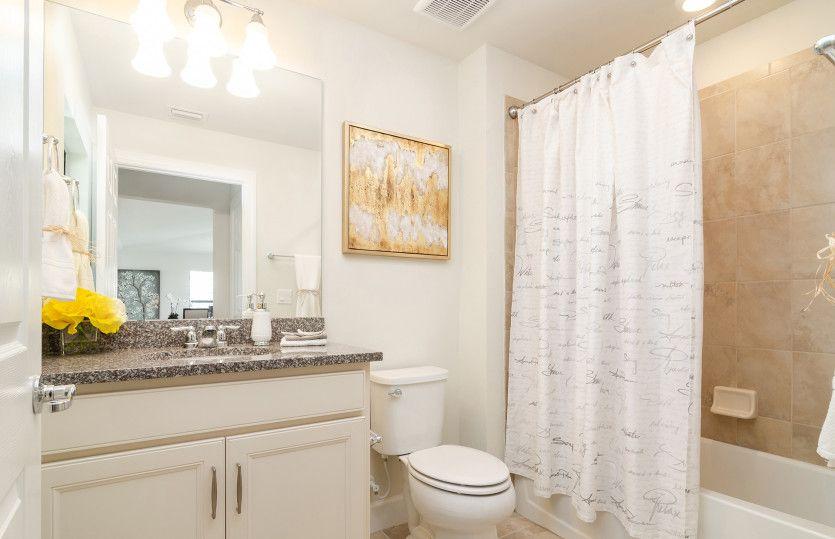 Bathroom-in-Spoonbill-at-Del Webb Naples-in-Ave Maria