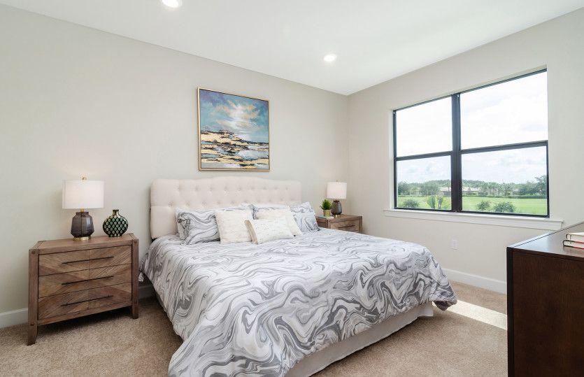 Bedroom-in-Spoonbill-at-Del Webb Naples-in-Ave Maria
