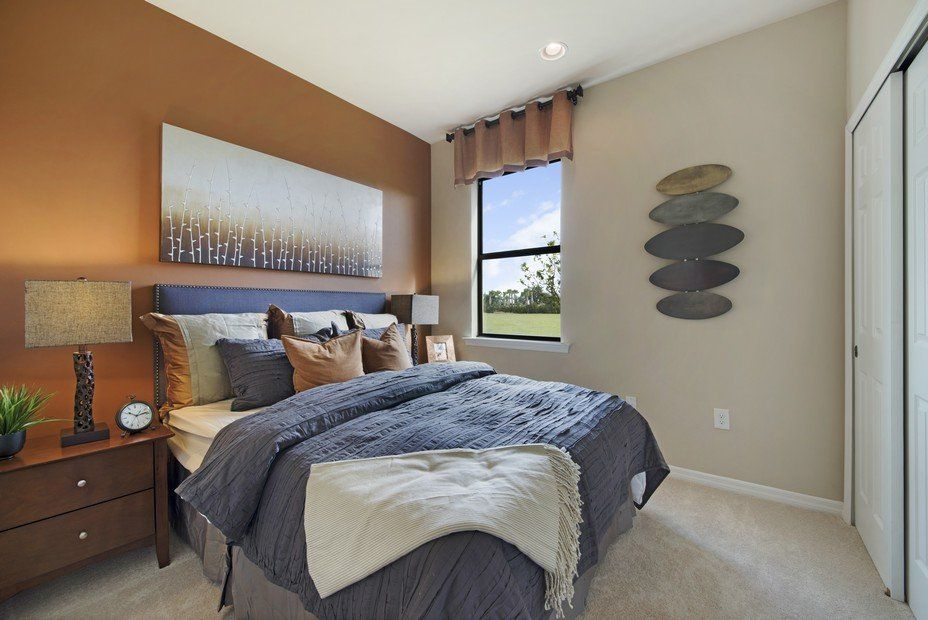 Bedroom-in-Taft Street-at-Del Webb Naples-in-Ave Maria