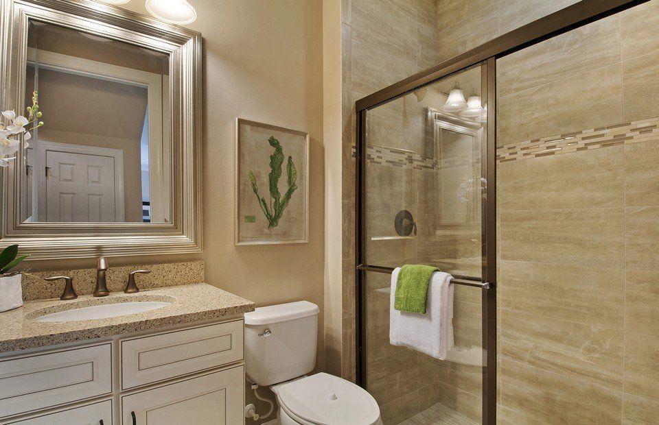 Bathroom-in-Taft Street-at-Del Webb Naples-in-Ave Maria
