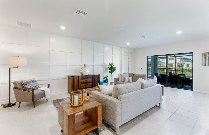 Greatroom-and-Dining-in-Dolce-at-Del Webb Naples-in-Ave Maria