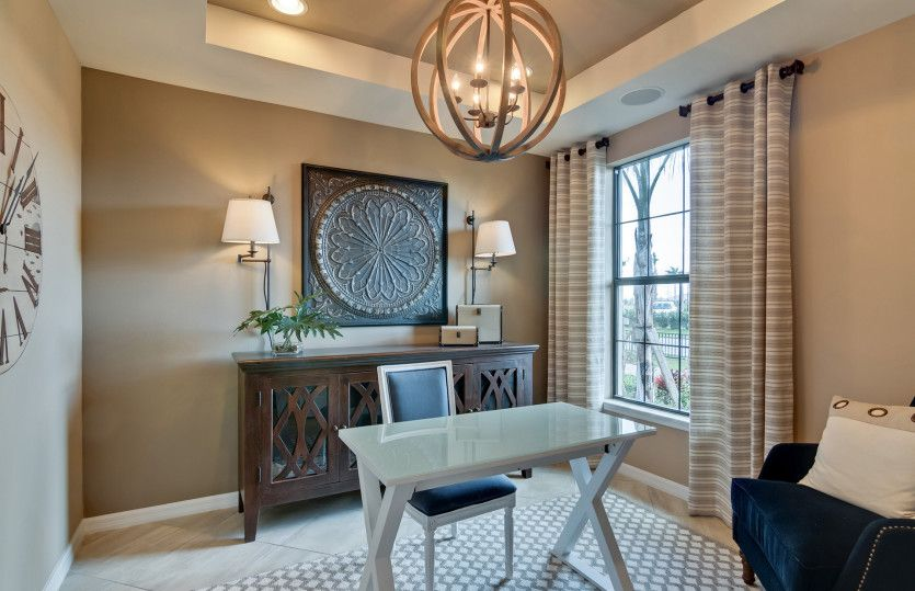 Study-in-Martin Ray-at-Del Webb Naples-in-Ave Maria