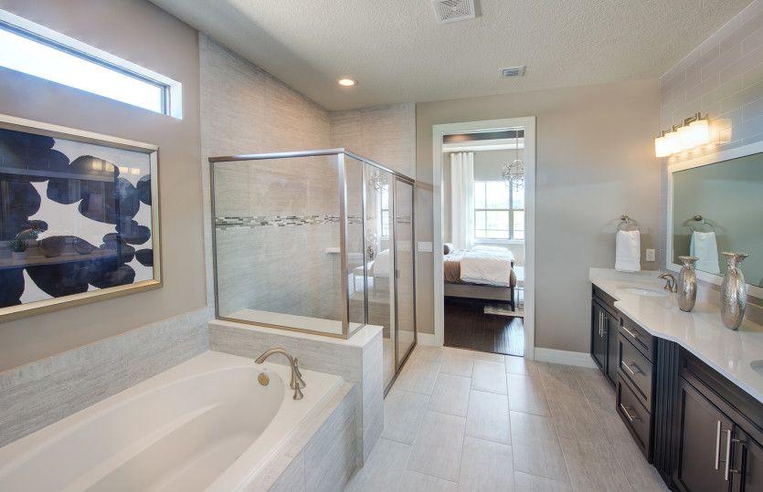 Bathroom-in-Tangerly Oak-at-Del Webb Naples-in-Ave Maria