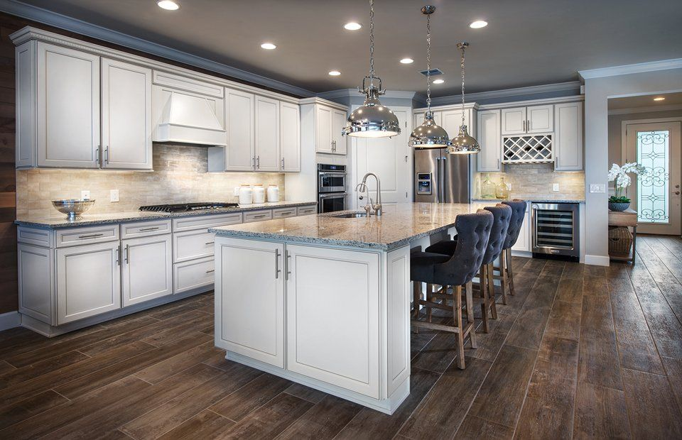 Kitchen-in-Pinnacle-at-Tidewater by Del Webb-in-Estero