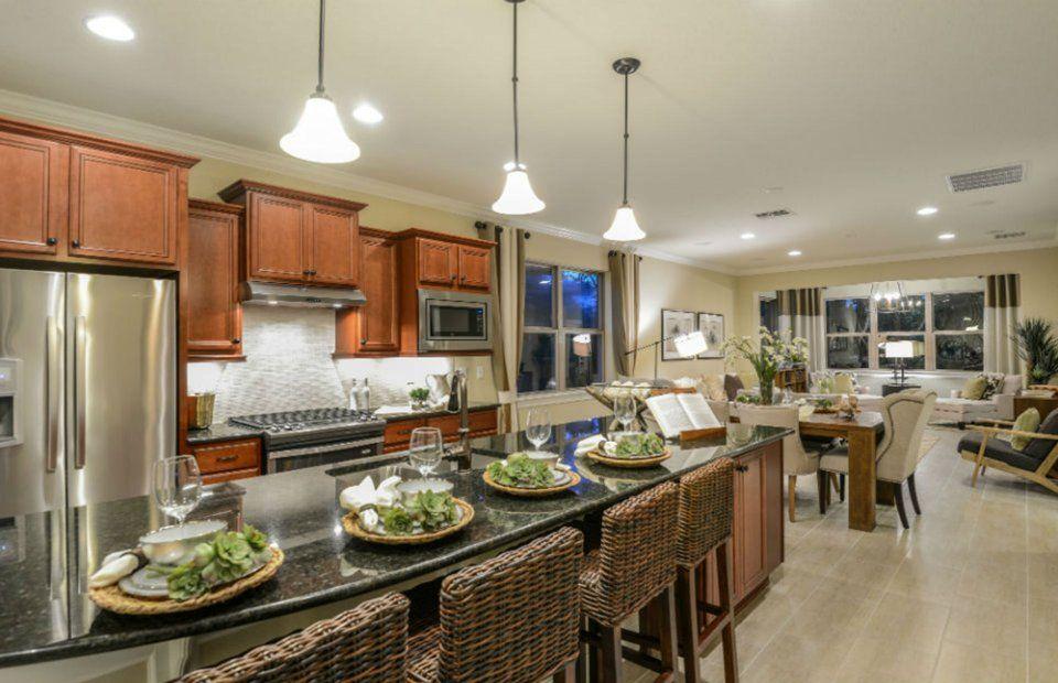 Kitchen-in-Steel Creek-at-Del Webb Stone Creek-in-Ocala