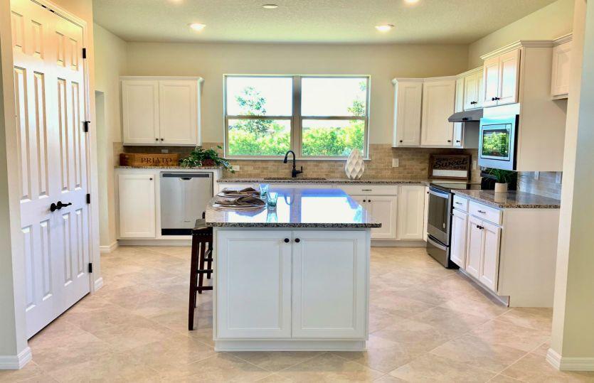 Kitchen-in-Taft Street-at-Del Webb Stone Creek-in-Ocala