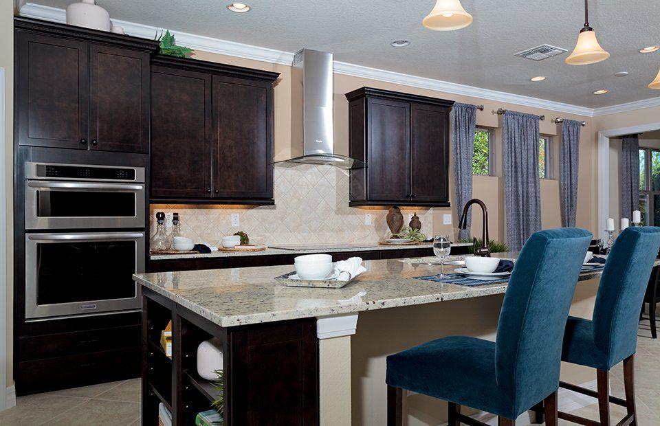 Kitchen-in-Castle Rock-at-Del Webb Stone Creek-in-Ocala