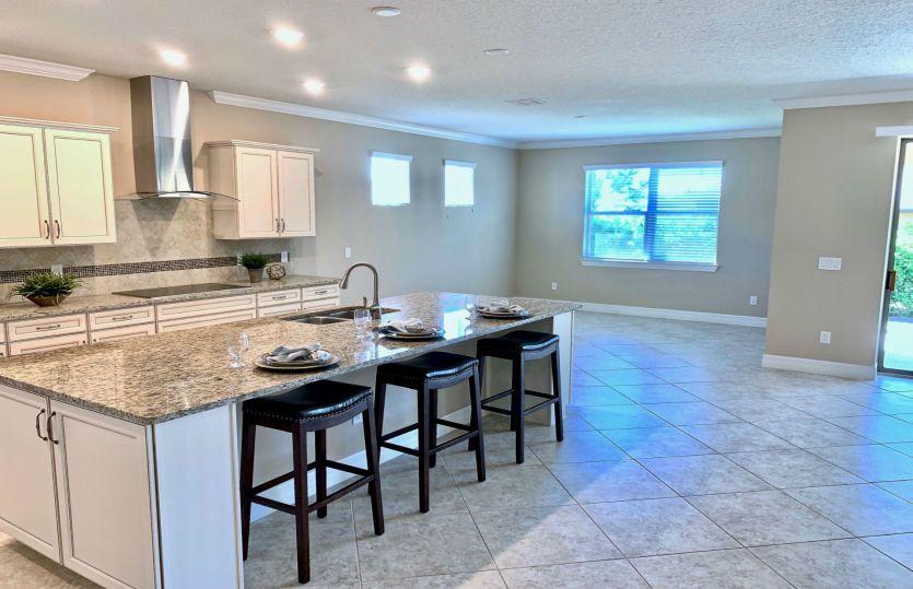 Kitchen-in-Pinnacle-at-Del Webb Stone Creek-in-Ocala