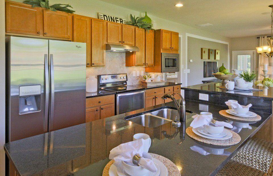 Kitchen-in-Hill Crest-at-Del Webb at Lake Oconee-in-Greensboro