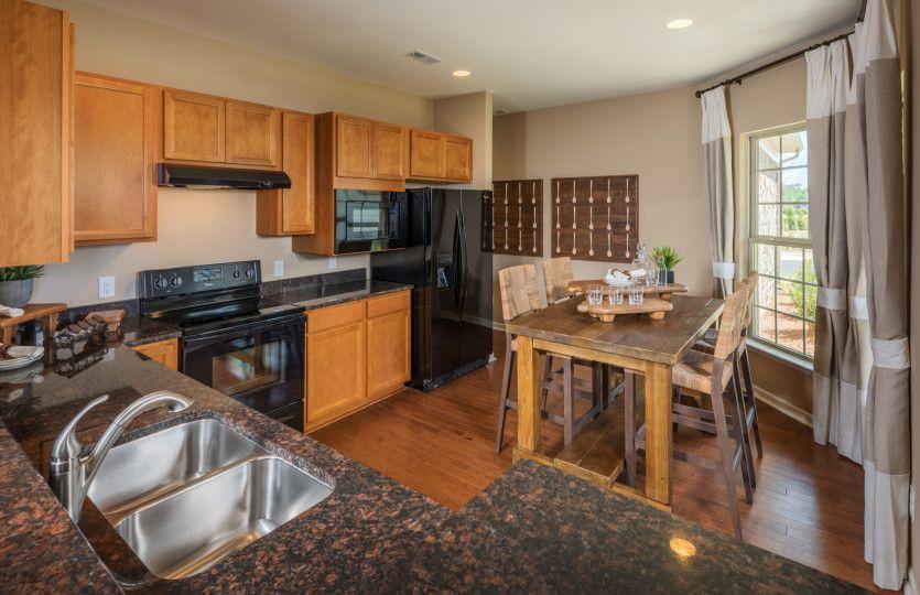 Kitchen-in-Noir Coast-at-Del Webb at Lake Oconee-in-Greensboro