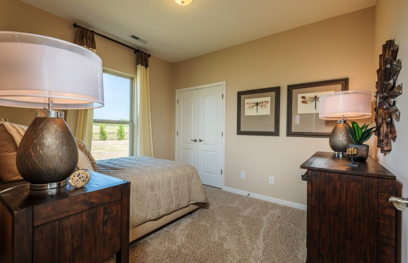 Bedroom featured in the Noir Coast By Del Webb in Athens, GA