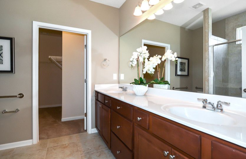 Bathroom featured in the Taft Street By Del Webb in Athens, GA