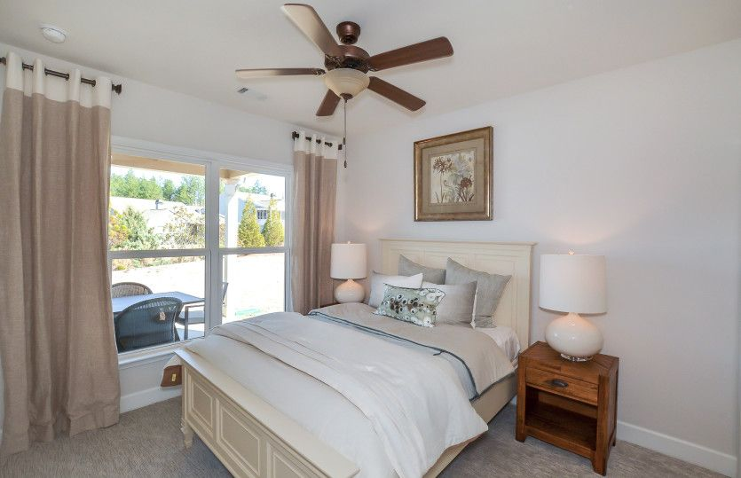 Bedroom featured in the Sonoma Cove By Del Webb in Athens, GA