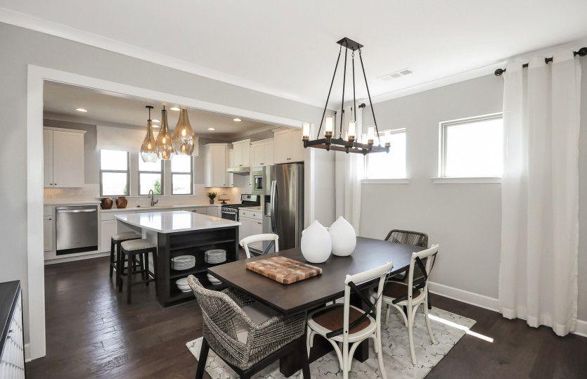 Living Area featured in the Taft Street By Del Webb in Atlanta, GA