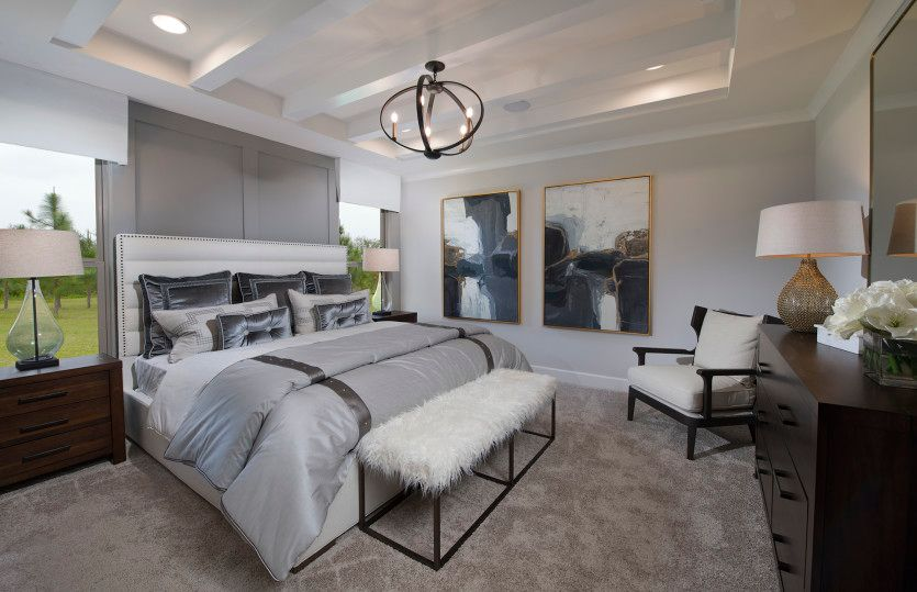 Bedroom featured in the Taft Street By Del Webb in Atlanta, GA