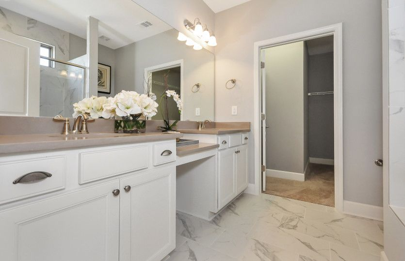 Bathroom featured in the Taft Street By Del Webb in Atlanta, GA