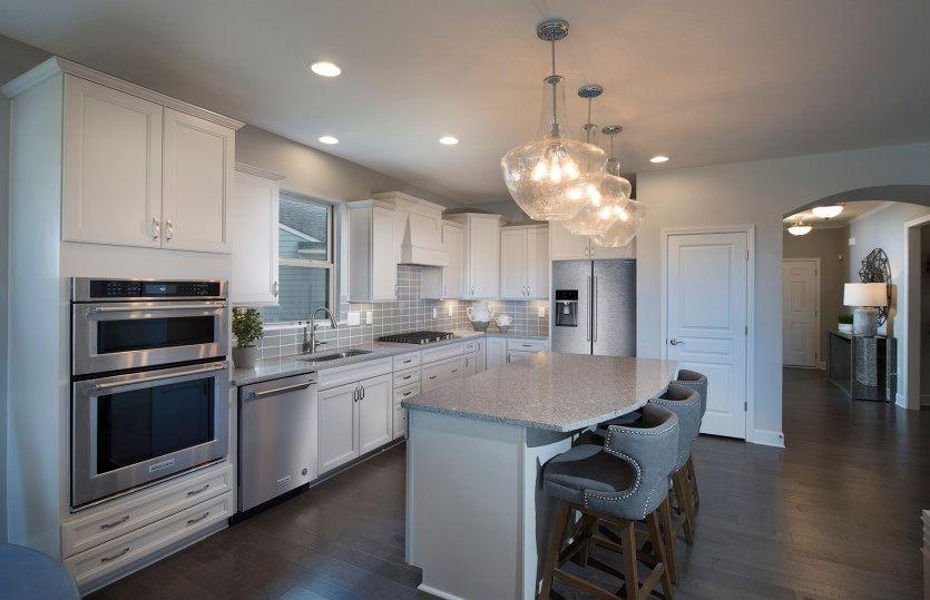 Kitchen featured in the Abbeyville By Del Webb in Atlanta, GA