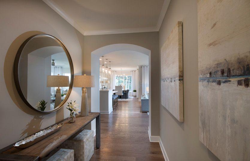 Living Area featured in the Summerwood By Del Webb in Atlanta, GA