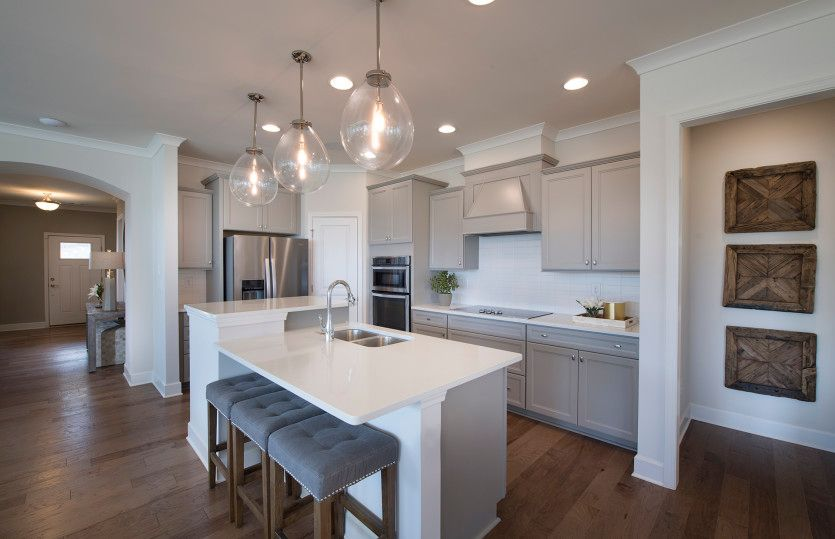 Kitchen featured in the Summerwood By Del Webb in Atlanta, GA