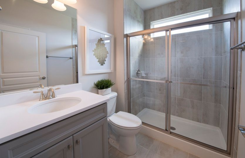 Bathroom featured in the Summerwood By Del Webb in Athens, GA