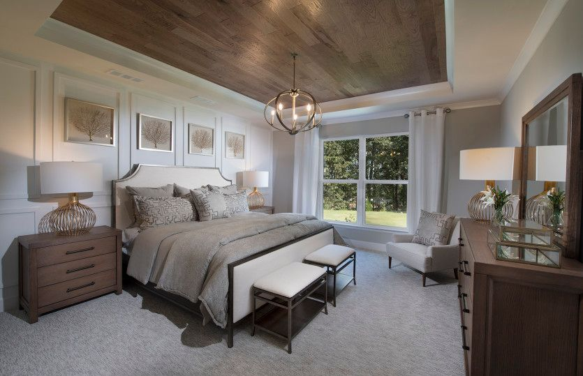 Bedroom featured in the Summerwood By Del Webb in Athens, GA