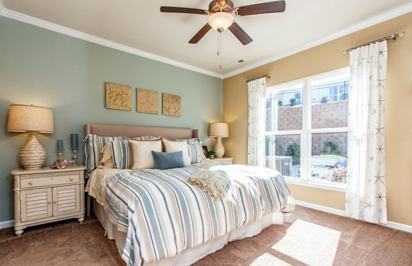 Bedroom featured in the Noir Coast By Del Webb in Atlanta, GA