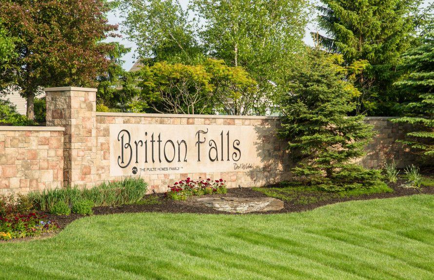 'Britton Falls' by Del Webb - Indiana - Indianapolis in Indianapolis