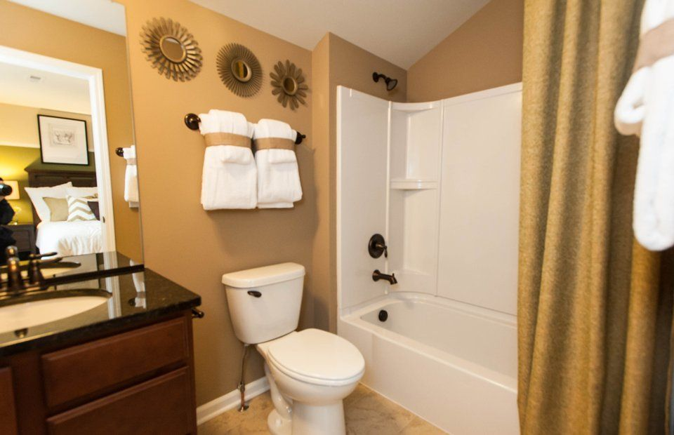 Bathroom featured in the Discover By Del Webb in Indianapolis, IN