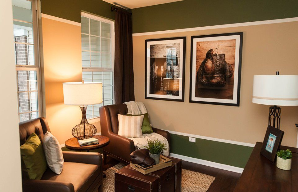 Living Area featured in the Discover By Del Webb in Indianapolis, IN