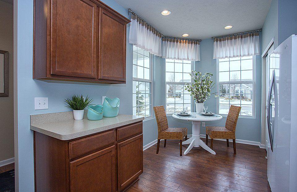 Breakfast-Room-in-Trailblazer-at-Vandalia by Del Webb-in-Plainfield
