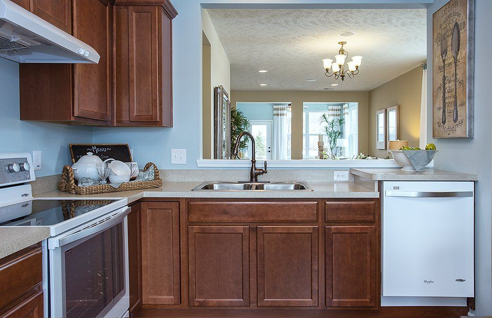 Kitchen featured in the Trailblazer By Del Webb in Indianapolis, IN