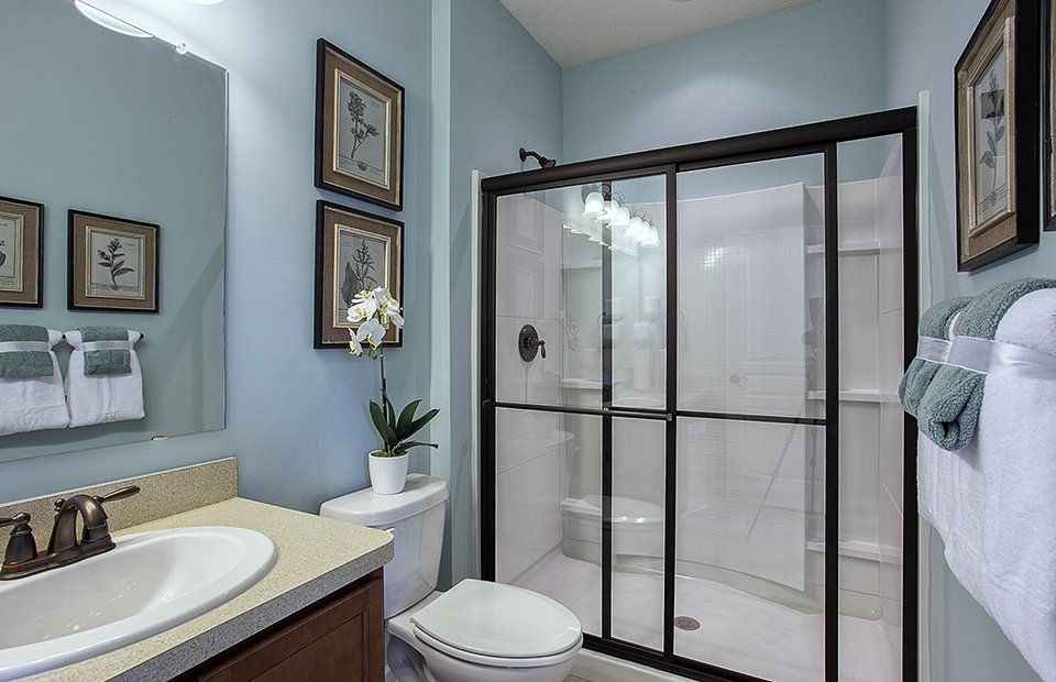 Bathroom featured in the Trailblazer By Del Webb in Indianapolis, IN
