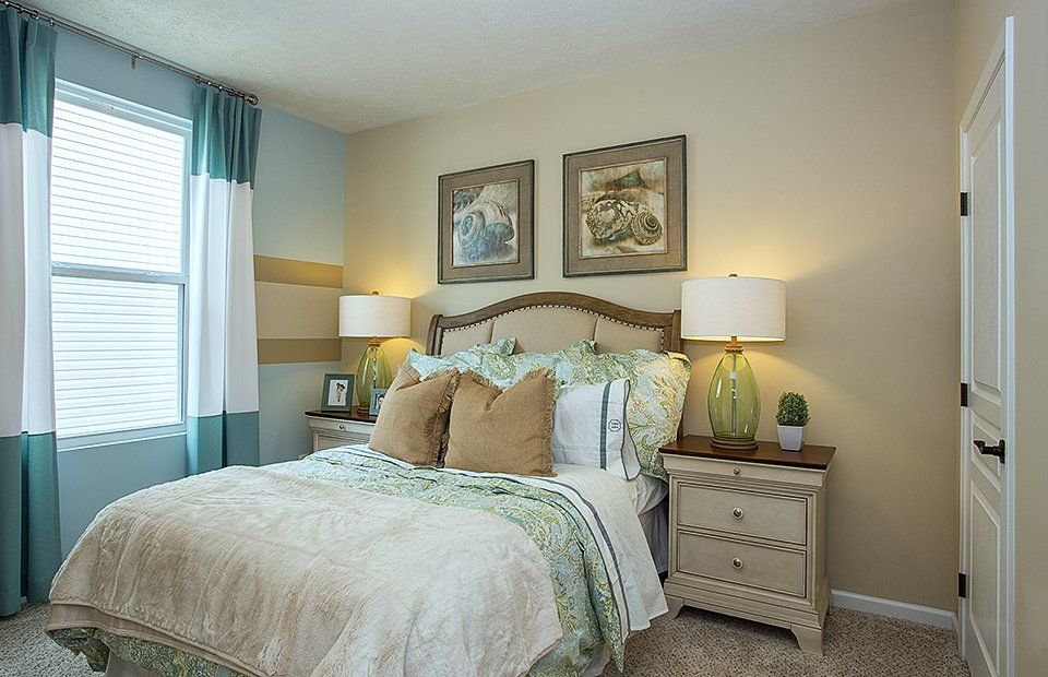 Bedroom featured in the Trailblazer By Del Webb in Indianapolis, IN