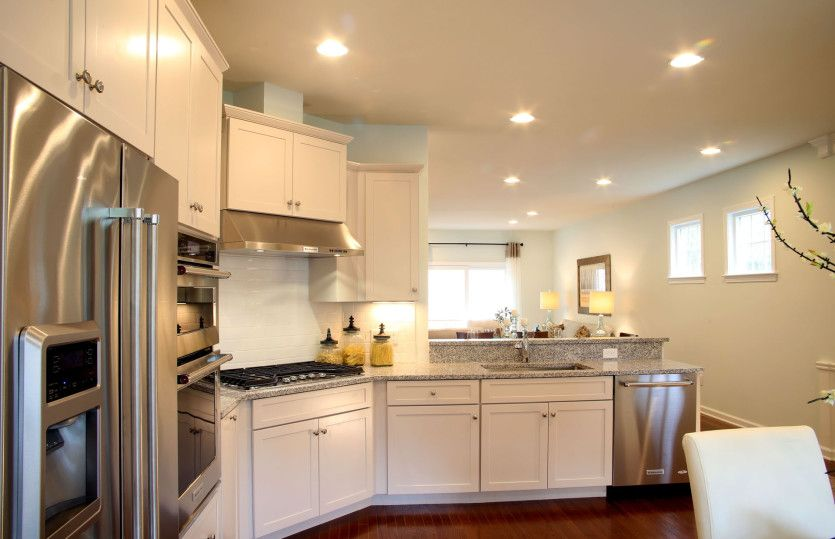 Kitchen featured in the Noir Hill By Del Webb in Indianapolis, IN