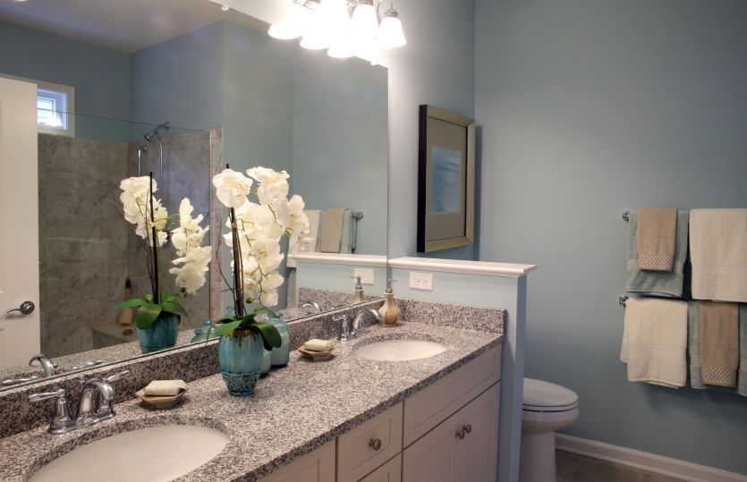 Bathroom featured in the Noir Hill By Del Webb in Indianapolis, IN