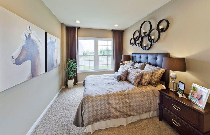 Bedroom featured in the Blue Rock By Del Webb in Minneapolis-St. Paul, MN