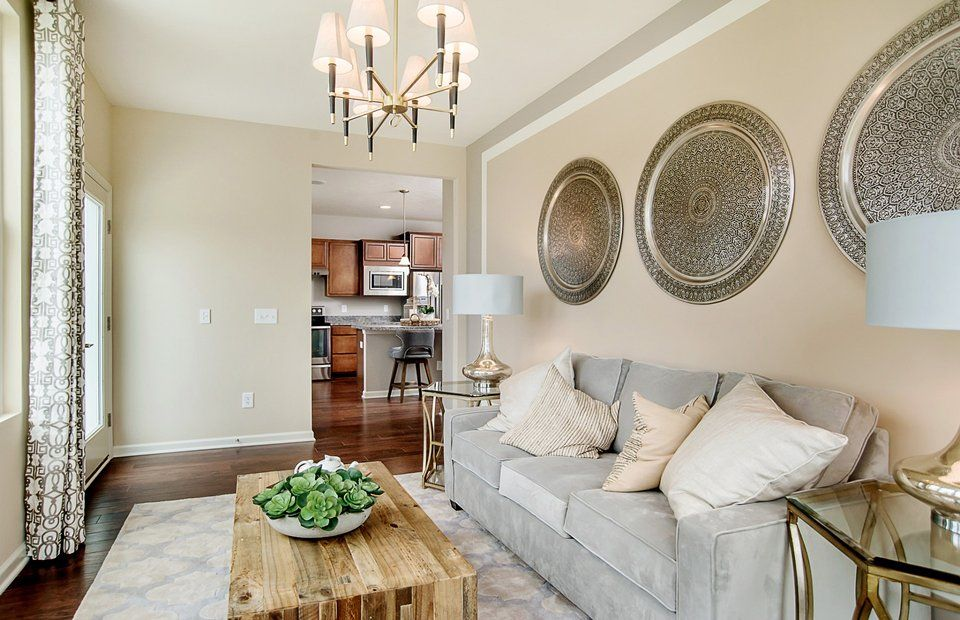 Living Area featured in the Passport By Del Webb in Indianapolis, IN