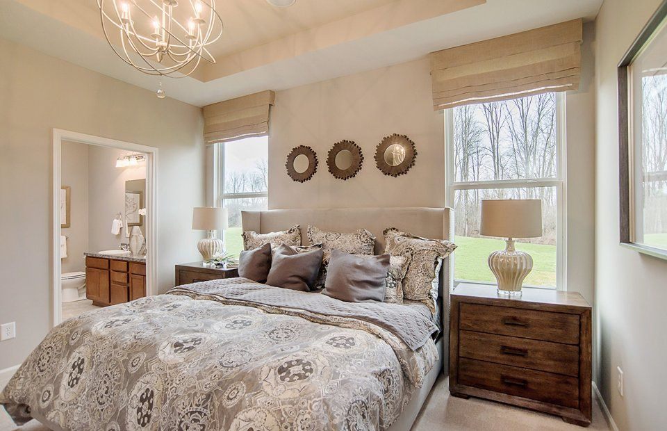 Bedroom featured in the Passport By Del Webb in Indianapolis, IN