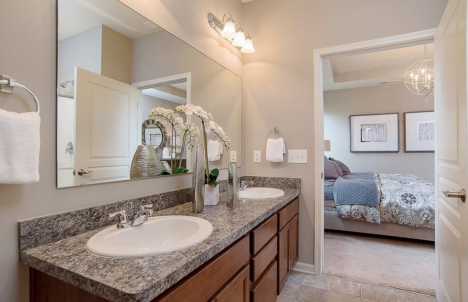 Bathroom featured in the Passport By Del Webb in Indianapolis, IN
